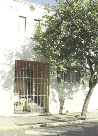 Fachada do prédio atual da Associação Italaiana Guiseppe Verdi